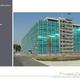 Novostavba parkovacího domu v Ruzyni